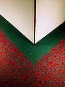 Switzwerland , hotel corridor