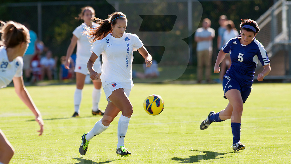 Soccer vs. Weber State, Photo By Karl LeClair