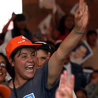 Jilotzingo, Mex.- Ruben Mendoza Ayala, candidato del PAN a la gubernatura del estado de Mexico durante sus actividades de campana en el municipio de Jilotzingo. Agencia MVT / Mario Vazquez de la Torre.<br /> <br /> (DIGITAL)<br /> <br /> NO ARCHIVAR - NO ARCHIVE