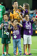 Perth Glory v Central Coast