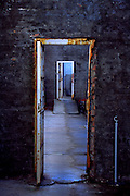Prison at Robben Island, Cape Town, South Africa