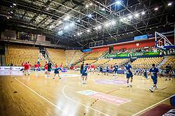 Arena during friendly basketball match between Slovenia and Croatia , on September 8, 2018 in Arena Zlatorog, Celje, Slovenia. Photo by Ziga Zupan / Sportida