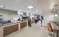 Interior image of The Executive Plaza by Jeffrey Sauers of Commercial Photographics, Architectural Photo Artistry in Washington DC, Virginia to Florida and PA to New England