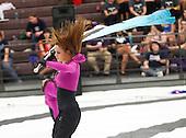 Barbe HS Winterguard - Denham Springs Show