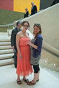 HARRIET ERDRIDGE; MONIKA MAGIERA, Tate Summer party. Tate Britian, Millbank. London. 28 May 2012