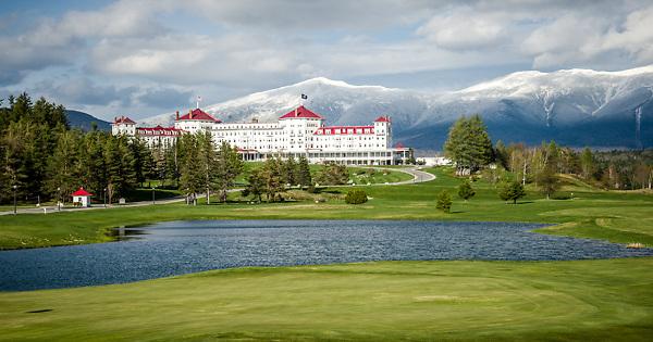 Mount Washington Hotel, NH
