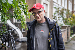 © Licensed to London News Pictures. 12/10/2019. London, UK. Dominic Cummings, Special Adviser to Prime Minister Boris Johnson, leaves his London home. Photo credit: Rob Pinney/LNP