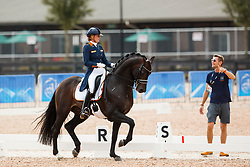 Scholtens Emmelie, NED, Apache<br /> World Equestrian Games - Tryon 2018<br /> © Hippo Foto - Sharon Vandeput<br /> 15/09/2018