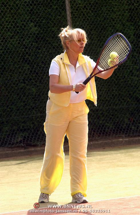 Deurzakkers tennistoernooi, Corry Konings