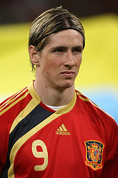 11.03.2010, Madrid, Spanien, ESP, Nationalmannschaft Spanien, Portraits im Bild Fernando Torres, Nationalspieler Spanien, Bild aufgenommen am 28.03.2009, EXPA Pictures © 2010, PhotoCredit: EXPA/ Alterphotos/ Alvaro Hernandez / for Slovenia SPORTIDA PHOTO AGENCY.