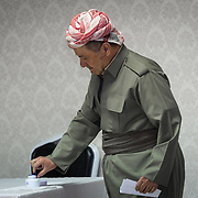Kurdistan Referendum - 25 September 2017