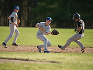 Baseball Gilford v Prospect Mountain 25Apr14