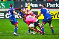 Jackson WILLISON - 14.03.2015 - Stade Francais / Grenoble -  20eme journee de Top 14<br /> Photo : David Winter  / Icon Sport<br /> <br />   *** Local Caption ***
