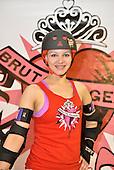 20140712 Richter City Roller Derby Headshots