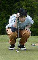 ARNHEM - TOMMY TERNG.   Voorjaarswedstrijden Golf heren op de Rosendaelsche Golfclub COPYRIGHT KOEN SUYK