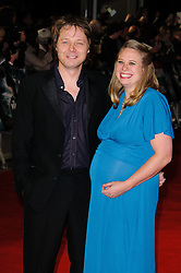 Shaun Dooley and Polly Cameron attends The Woman in Black - World Premiere held at the Royal Festival Hall, London, Tuesday January 25, 2012. Photo By i-Images
