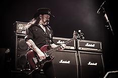 Motörhead's Lemmy dies, aged 70