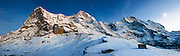 Eiger Mönch Jungfrau Panorama<br />