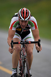 The Tour of Virginia began with a 4.7 mile individual time trial near Natural Bridge, VA on April 24, 2007. Formerly known as the Tour of Shenandoah, the ToV has gained National Race Calendar (NRC) status for the first time in its five year history.
