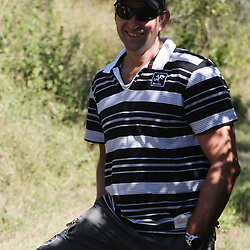THURSDAY 13TH MAY 2010 / DURBAN SOUTH AFRICA<br /> John Plumtree Head Coach<br /> during the Sharks  off road for the Land rover Experience