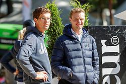 LAHDE Harm (GER), LÜNEBURG Nisse (GER)<br /> Paderborn - OWL Challenge 5. Etappe BEMER Riders Tour 2019<br /> Impressionen am Rande<br /> Parcourbesichtigung<br /> 14. September 2019<br /> © www.sportfotos-lafrentz.de/Stefan Lafrentz