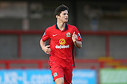 Lewis Travis during the Barclays U21 Premier League match between U21 Brighton and Hove Albion and U21 Blackburn Rovers at the Checkatrade.com Stadium, Crawley, England on 4 April 2016.