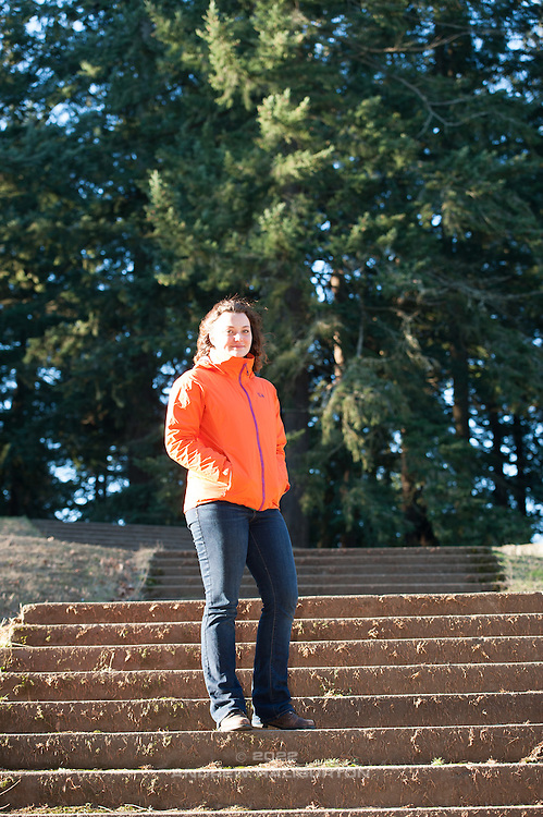 Brittney portraits, Mount Tabor Park