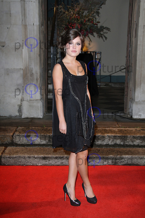 Aimee Kelly BFI London Film Festival Awards, LSO St Luke's, London, UK, 26 October 2011:  Contact: Rich@Piqtured.com +44(0)7941 079620 (Picture by Richard Goldschmidt)