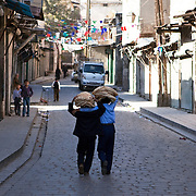 Life in Aleppo before the war