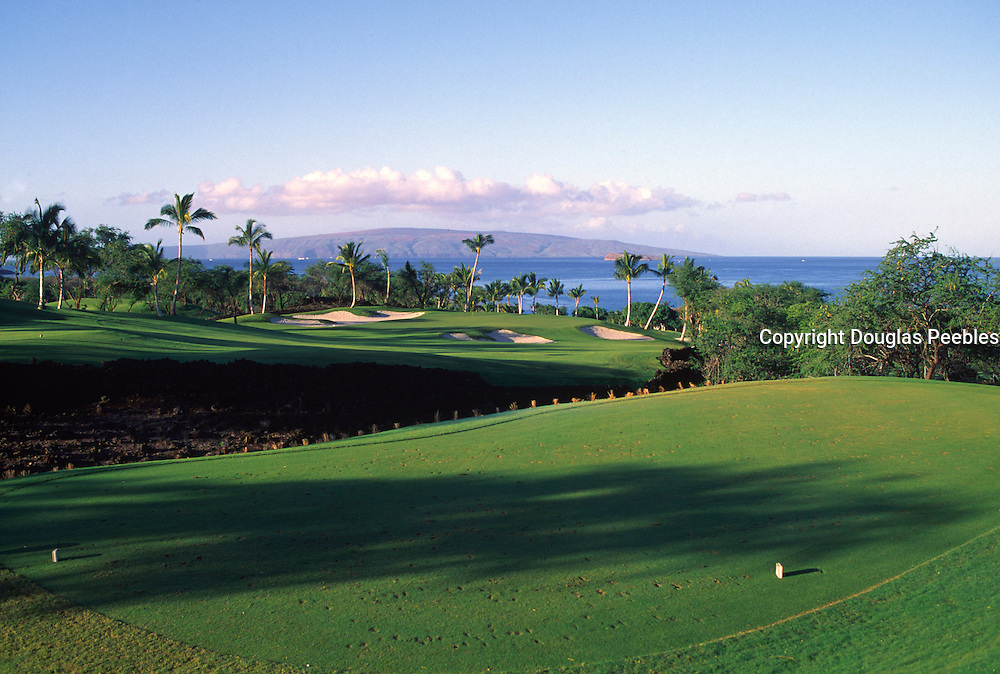 Wailea Golf Course, Wailea, Maui<br />
