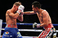 March 12, 2015: Francisco Vargas vs Will Tomlinson