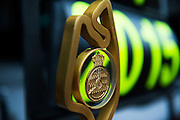 May 20-24, 2015: Monaco Grand Prix: Monaco winners trophy detail