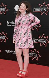 Edinburgh International Film Festival, Friday 30th June 2017<br /> <br /> ACCESS ALL AREAS (WORLD PREMIERE)<br /> <br />  Actor Georgia Henley<br /> <br /> (c) Alex Todd | Edinburgh Elite media