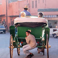 Marrakech - Morocco  02 November 2006<br />