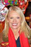 Anneka Rice, Hyde Park Winter Wonderland VIP Opening, Hyde Park, London UK, 21 November 2013, Photo by Richard Goldschmidt