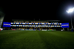 South Stand - Mandatory by-line: Robbie Stephenson/JMP - 17/01/2020 - RUGBY - Sixways Stadium - Worcester, England - Worcester Warriors v Castres Olympique - European Rugby Challenge Cup