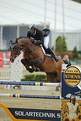 Al Hajri, Mohammed Ghanem, Al Hawajer Lord Empire<br /> Hagen - Horses and Dreams 2013<br /> Mittlere Tour<br /> © www.sportfotos-lafrentz.de/Stefan Lafrentz