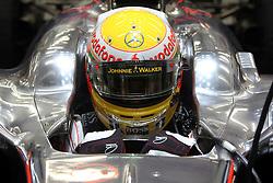 Motorsports / Formula 1: World Championship 2010, GP of Singapore, 02 Lewis Hamilton (GBR, Vodafone McLaren Mercedes),