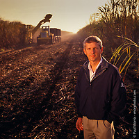 Dennis Wedgworth, General Manager of Wedgworth Farms.  For the Sugar Cane Growers Cooperative of Florida annual report.
