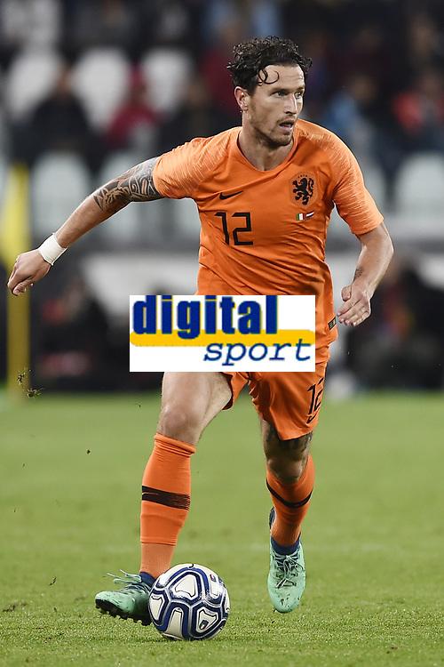 Daryl Janmaat  <br /> Torino 04-06-2018 Allianz Stadium <br /> Football Friendly Match Italy - Netherlands <br /> Calcio Amichevole Italia - Olanda <br /> Foto Daniele Buffa / Image Sport / Insidefoto