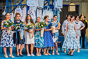 L'elisir d'amore is the centrepiece opera of this year's New Generation Festival in the private Gardens of the Palazzo Corsini in Florence, Italy. The festival is a new venture which will become a yearly event aiming to showcase young operatic talent for new audiences alongside a summer school for developing performers. The festival runs from 31 Aug - 02 Sept.