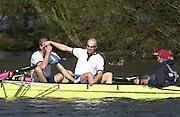 2003 - Rowing - Henley Boat Races (Women's varsity Boat Race).Oxford men's lightweight  7. Alex Hammacher left Stroke Ewan Davis Cox: Jeni Todd.