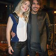 NLD/Hilversum/20131125 - Presentatie deelnemers Songfestival 2014, Ilse de Lange en Waylon