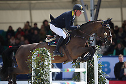 Tebbel, Rene (UKR) Air Chin Z<br /> Hagen - Horses and Dreams 2016<br /> © Stefan Lafrentz