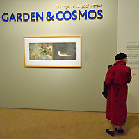 LONDON MAY 27; Preview  of Garden and Cosmos  The Royal Paintings of Jodhpur at The British Museum on May 27..The exhibition which will open tomorrow is a rare opportunity  to view Indian royal court paintings ranging in date from 17th to 19th centuries. The 54 paintinings have never  previously been seen in Europe....Standard Licence feee's apply  to all image usage.Marco Secchi - Xianpix tel +44 (0) 845 050 6211 .e-mail ms@msecchi.com .http://www.marcosecchi.com