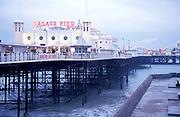A sea-side pier, 1990s