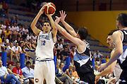 LIGNANO SABBIADORO, 08 LUGLIO 2015<br /> BASKET, EUROPEO MASCHILE UNDER 20<br /> ITALIA-BOSNIA ERZEGOVINA<br /> NELLA FOTO: Diego Flaccadori<br /> FOTO FIBA EUROPE/CASTORIA