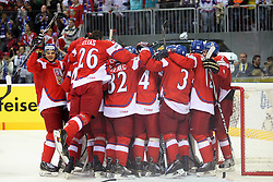 15.04.2011, Orange Arena, Bratislava, SVK, IIHF 2011 World Championship, Russia vs Czech Republic, im Bild . EXPA Pictures © 2011, PhotoCredit: EXPA/ EXPA/ Newspix/ .Tadeusz Bacal +++++ ATTENTION - FOR AUSTRIA/(AUT), SLOVENIA/(SLO), SERBIA/(SRB), CROATIA/(CRO), SWISS/(SUI) and SWEDEN/(SWE) CLIENT ONLY +++++