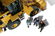 Corporate photography for Caterpillar, Inc.