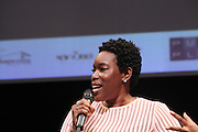 New York, NY-May 13: Resturantuer Trenesse Woods-Black  attends ' Harlem on my Plate' and the Toasting of the Schomburg Center for its National Medal for Museums & Library Service Award powered by Citi on May 13, 2015 in New York City. Terrence Jennings/terrencejennings.com)